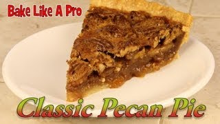 My EASY Pecan Pie Recipe - You