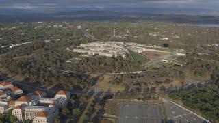 Canberra, Australia. Nature & Culture in the Capital