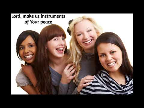 Women Of Faith - Instruments Of Your Peace