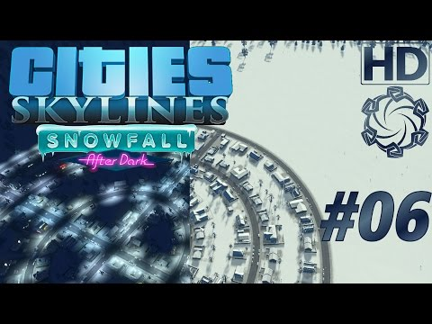 Cities: Skylines Snowfall Let
