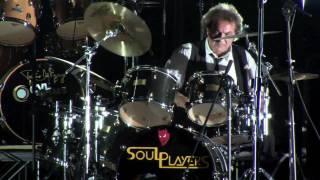 Tullio De Piscopo suona la batteria di Michele Stinga