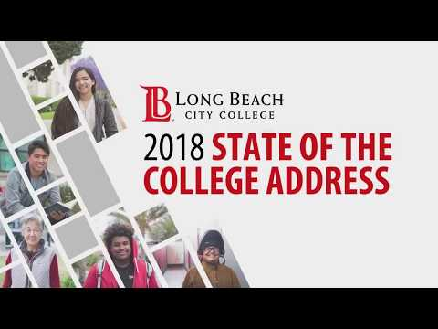 LBCC - 2018 State of The College Address (Entire Program)