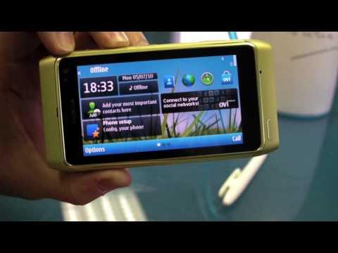 Nokia N8, principales características