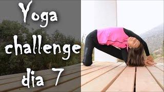 Yoga - Día 7: Vinyasa para soltar, Nasagra Mudra, Anuloma Viloma