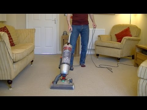 Vax U88-AM-Te Air 3 Total Home Upright Vacuum Cleaner Demonstration & Review