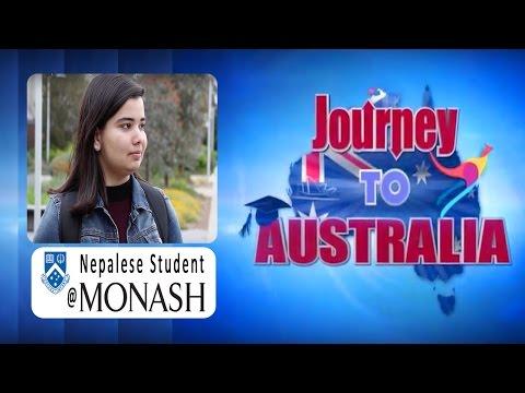 Nepalese Student @ Monash University