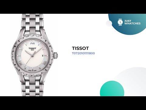 Trendy Tissot T0720101111800 Ladies' Watches Full Specs, Detailed Review In 360, Features