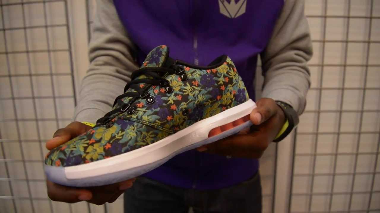 Nike KD VI EXT Floral Unboxing and On Feet Review HD