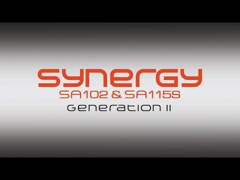 Synergy Array Series - SA102 & SA115S