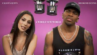 ZAYN, Zhavia Ward - A Whole New World (Desmond Dennis & Calista Quinn Cover)