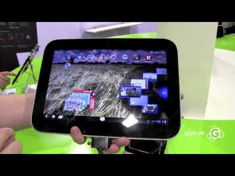 IFA 2011 - GIGA Hands-on Lenovo IdeaPad K1