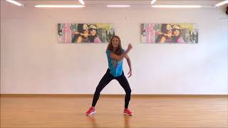 Animal Alvaro Soler Zumba Fitness - Choreo by Daniela