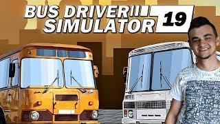 BUS DRIVER SIMULATOR 19 - Fajnie być kierowcą autobusu! ✔ MafiaSolecTeam