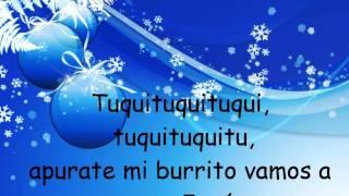 Burrito Sabanero (Villancico) + Letra
