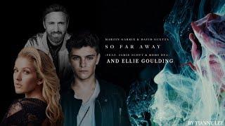 Download Mp3 Martin Garrix & David Guetta - So Far Away Ft. Ellie Goulding And Romy Dya