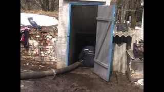 Підтоплення смт.Варва(02 квітня вдень у Варвинському районі швидке танення снігу сприяло накопиченню значного об'єму води на окре..., 2013-04-03T18:04:30.000Z)