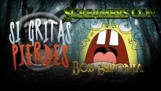 Bob Esponja y el Monster Town -