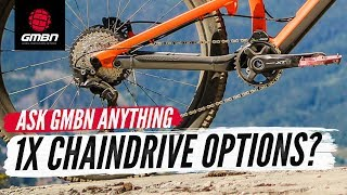 1x Drivetrain Options? | Ask GMBN Anything About Mountain Biking