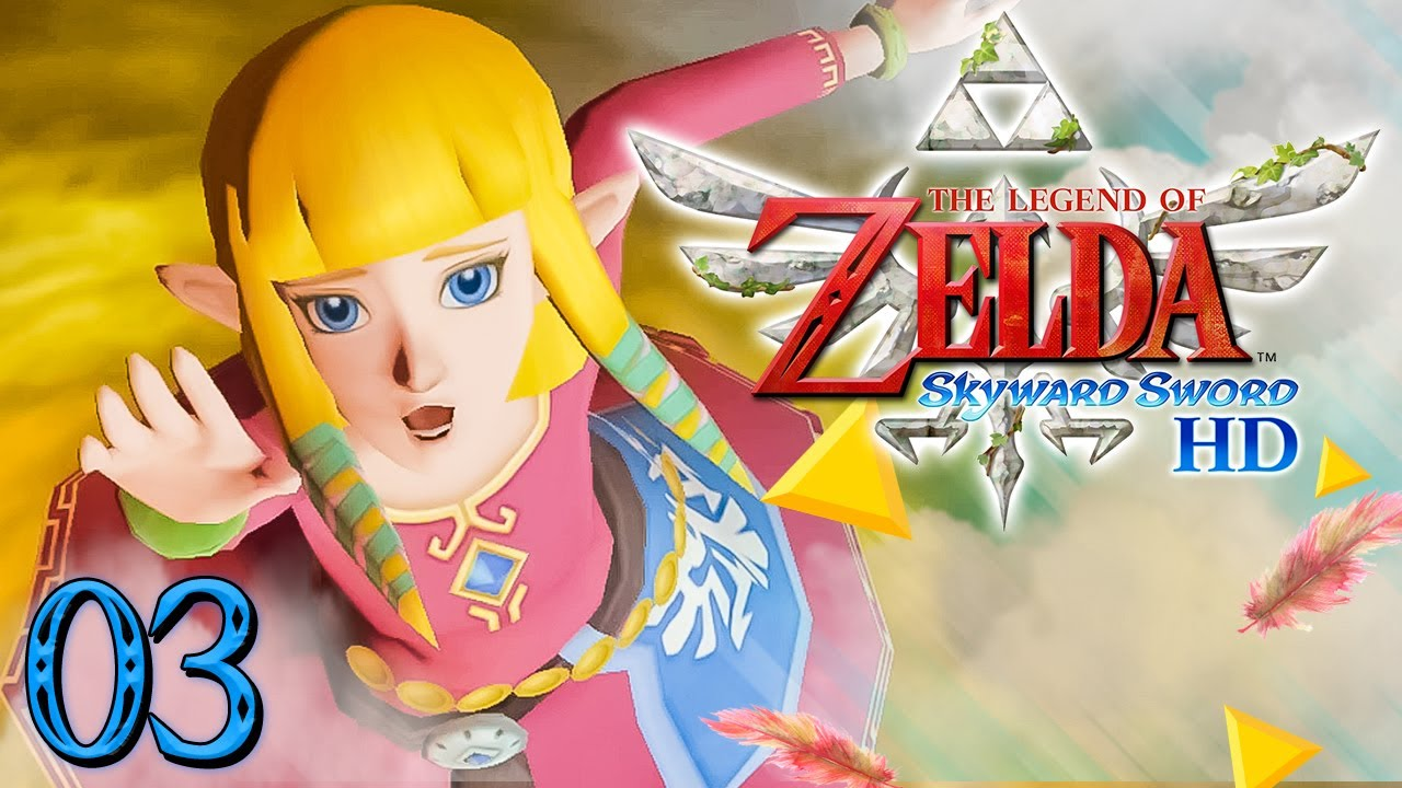 Download Zelda Skyward Sword HD : L'ACCIDENT DE LA PRÊTRESSE ! #03 - Let's Play FR