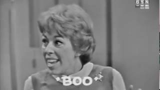 PASSWORD 1963-06-03 Carol Burnett & Douglas Fairbanks, Jr.