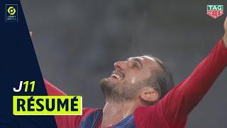 Résumé 11ème journée - Ligue 1 Uber Eats / 2020-2021