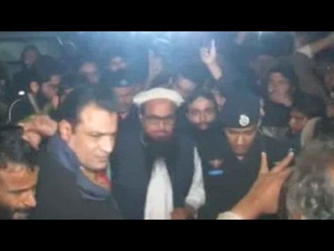Pakistan puts Mumbai attack suspect under house arrest