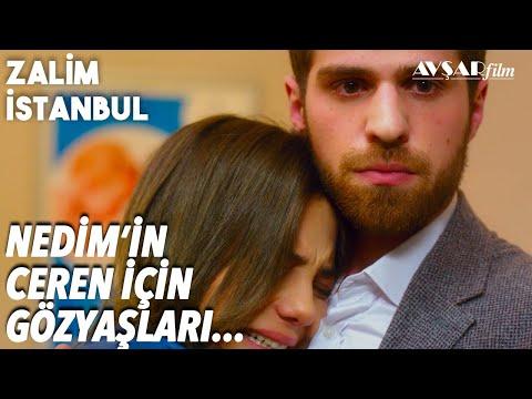 Canım Çok Yanıyor😢 Nedim Ceren'i Teselli Ediyor - Zalim İstanbul 32. Bölüm
