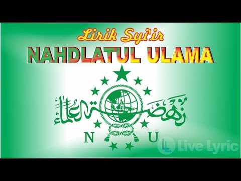 Syiir NU Nahdlatul Ulama (Ijo Ijo Benderane NU) Lagu dan Lirik