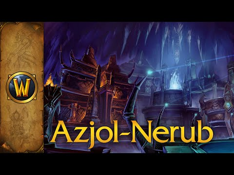 World of Warcraft - Ambience & Music - Azjol-Nerub and the Old Kingdom of Ahn'kahet