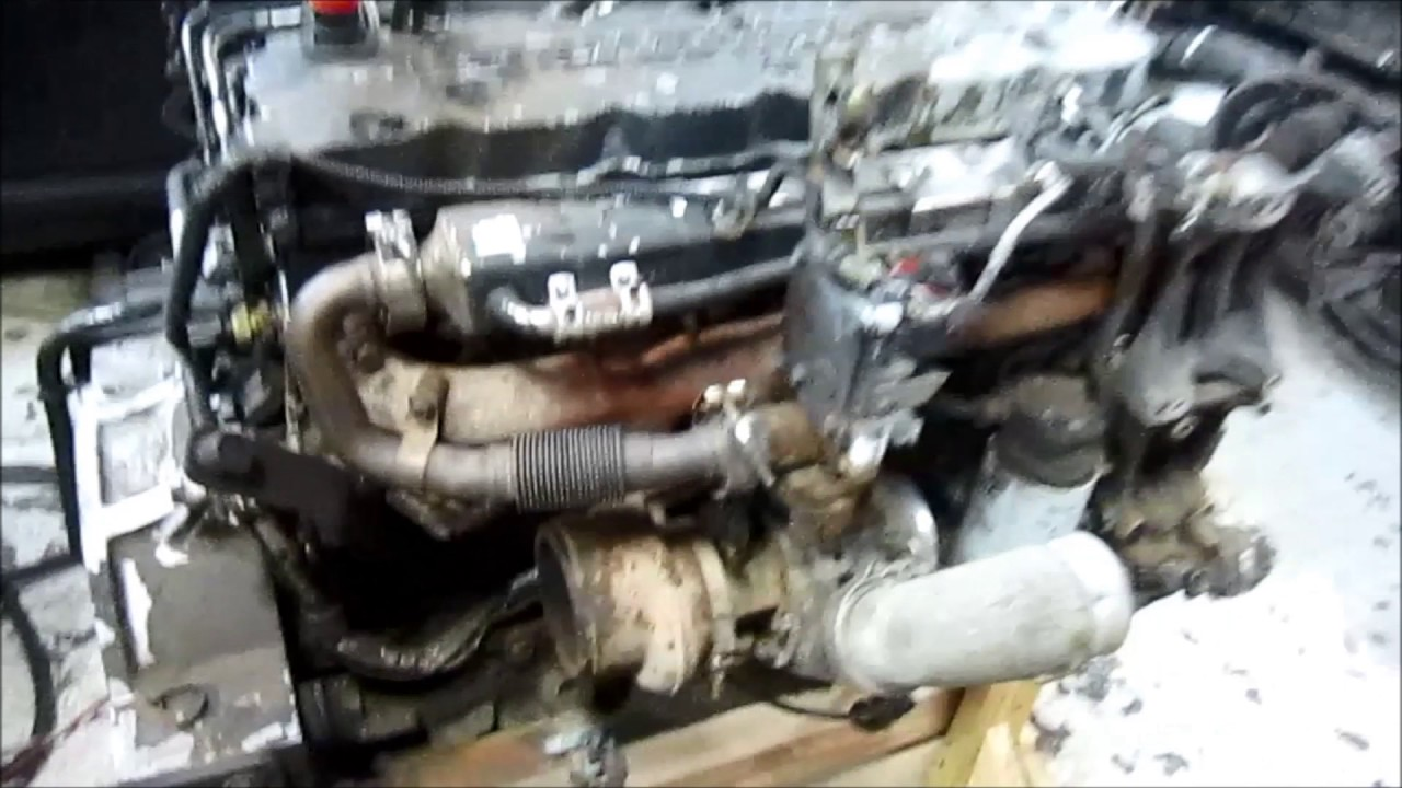Good 2004 Cummins ISB 59L EGR    Engine     YouTube