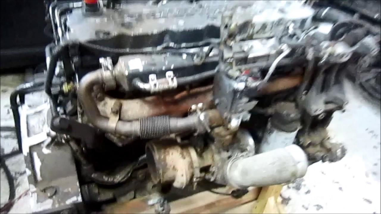 Good 2004 Cummins ISB 59L EGR Engine  YouTube