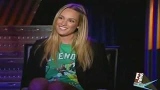Megan Fox in E News on June 22, 2009