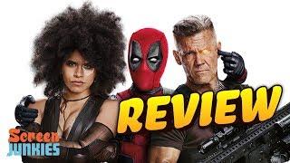 Deadpool 2 Review!