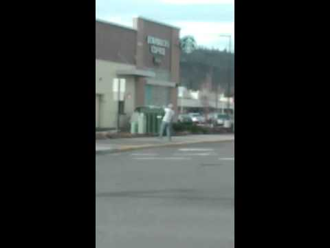 The dalles Oregon..... Wtf ?????