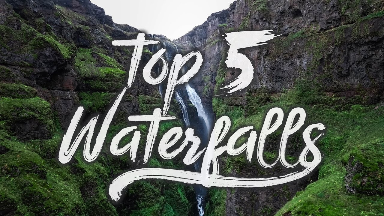 Top 10 Beautiful Waterfalls in Iceland | Guide to Iceland
