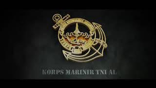 Latihan Bersama Marinir & Brimob