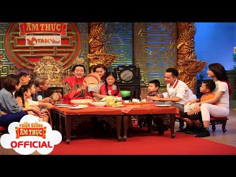 Thiên Đường Ẩm Thực - Tập 11 - Ninh Dương Lan Ngọc - Full HD (27/09/2015)