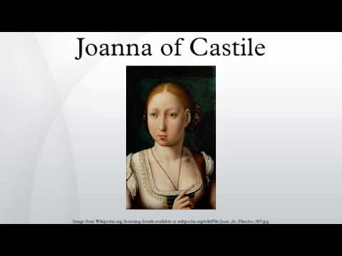 Joanna of Castile