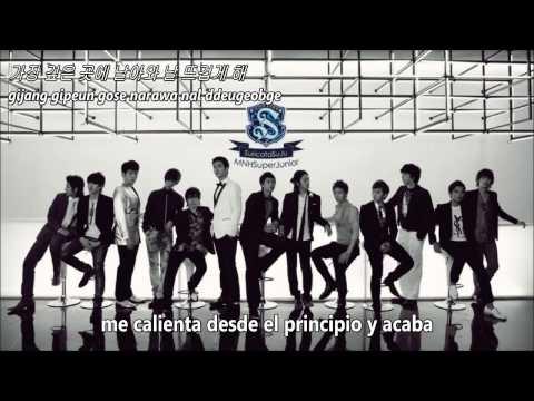 Shining Star - Super Junior SUB ESPAÑOL+HAN+ROM
