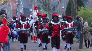 Sinterklaas intocht Heelsum 2019