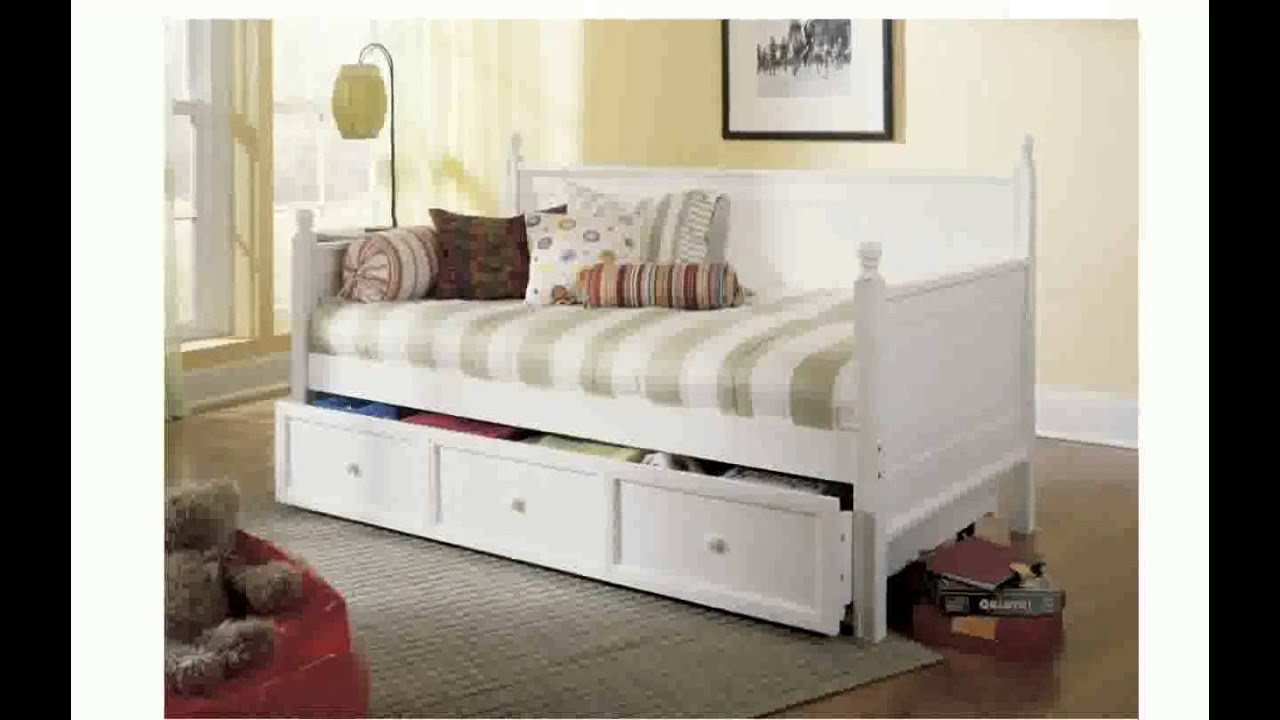 Twin bed with trundle - Twin Bed And Trundle