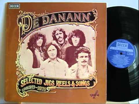 De Danann - Over The Bog Road