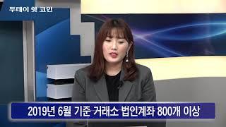 [한국증권신문] 2019년 6월 기준 거래소 법인계좌 …