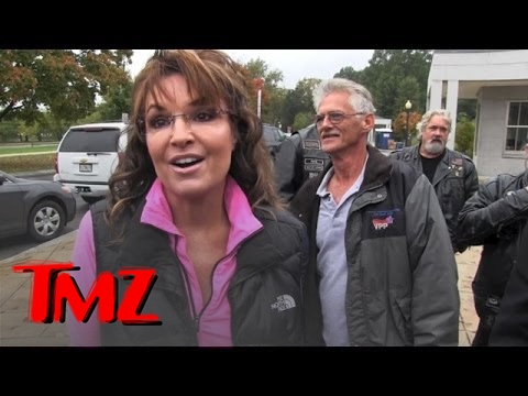 Sarah Palin Using Vets As Political Pawns, While Saying Not To   TMZ