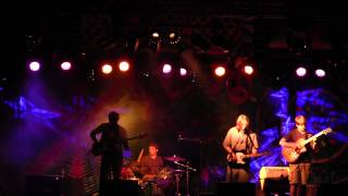 "Evergreen ""Let it Rain"" an Eric Clapton cover Live @ Grateful Garcia Gathering 2012"