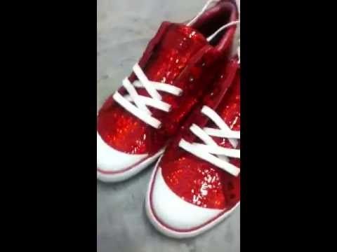 c61ef79f242c Coach Ruby Slippers - YouTube