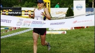 2013 UIPM WC#4 Budapest Women
