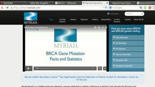 The Angelina Effect - BRCA Gene
