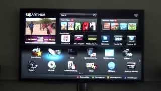 Repeat youtube video Samsung D-series Hacking for extra services