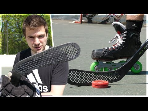 IS THIS THE BEST ROLLER HOCKEY STICK?